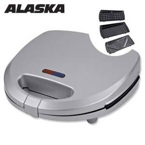 Alaska ST 7509 SD Sandwichtoaster 3-in-1 bei Real erhältlich