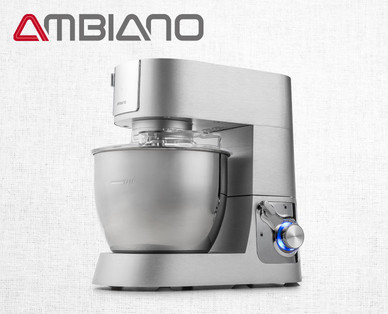 Ambiano Profi-Küchenmaschine bei Hofer ab 5.10.2017 erhältlich