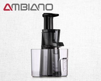 Hofer Mini Kühlschrank : Ambiano slowjuicer: hofer angebot