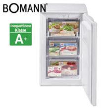 Bomann Gefrierschrank GS 165.1 A+ im Real Angebot
