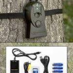 Norma: Bresser 10 MP-Universal-Wild-Überwachungskamera im Angebot