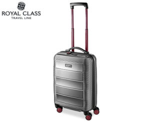 royal class travel line polycarbonat business trolley trolley boardcase aldi s d angebot ab. Black Bedroom Furniture Sets. Home Design Ideas