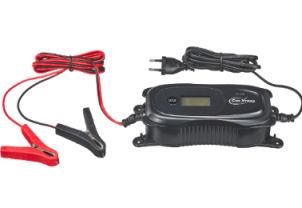 CAR XTRAS Auto-Motorrad-Batterieladegerät