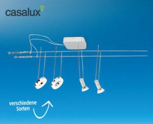 Casalux LED-Seilsystem