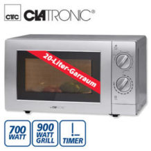Real: Clatronic MWG 786 Mikrowelle im Angebot
