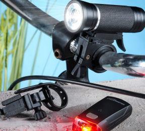 CycleMaster LED-Fahrradbeleuchtung