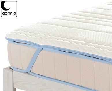 dormia matratzen topper sleep care bei aldi s d erh ltlich. Black Bedroom Furniture Sets. Home Design Ideas