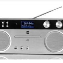 Dual DAB+/Stereo-Komplett-Anlage DAB555 im Norma Angebot