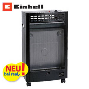 einhell blue flame gasheizofen bei real ab 25 erh ltlich. Black Bedroom Furniture Sets. Home Design Ideas