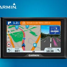 Garmin Drive 51 LMT-S CE Navigationssystem im Hofer Angebot