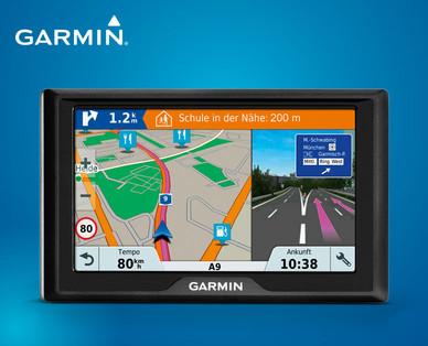 Hofer 28.9.2017: Garmin Drive 51 LMT-S CE Navigationssystem im Angebot