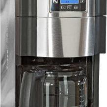 Russell Hobbs Glas-Kaffeemaschine Buckingham Grind & Brew 20060-56 im Angebot | Kaufland 18.10.2018 - KW 42