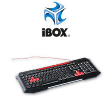 iBox USB-Gaming-Tastatur und Optische Gaming-Maus im Angebot » Norma 4.2.2019 - KW 6