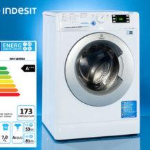 Hofer 17.9.2018: INDESIT Waschmaschine WA 71600 EU im Angebot