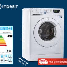 Indesit Waschmaschine Slim Line im Angebot » Hofer 18.9.2017 - KW 38