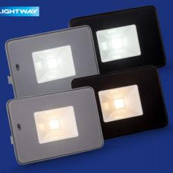 Lightway LED-Strahler 20 Watt im Hofer Angebot ab 25.10.2018