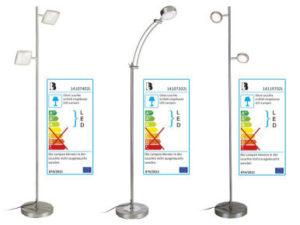 Livarno Lux LED-Stehleuchte