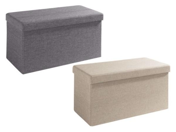livarno living sitztruhe im lidl angebot. Black Bedroom Furniture Sets. Home Design Ideas