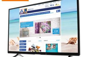 Medion Life X18112 55-Zoll Smart-TV Fernseher