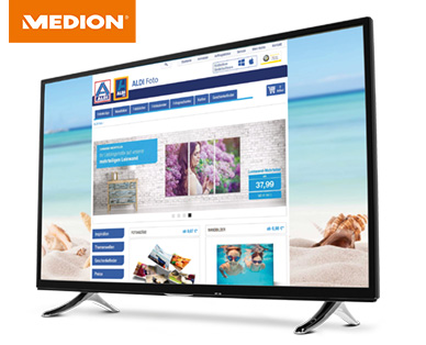 medion life x18112 55 zoll smart tv fernseher hofer angebot. Black Bedroom Furniture Sets. Home Design Ideas
