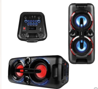 Aldi Nord 28.9.2017: Medion Life P67013 Party-Soundsystem mit Bluetooth im Angebot