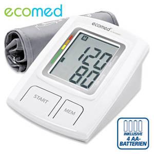 Medisana-Ecomed-BU-92E-Oberarm-Blutdruckmessgerät-Real