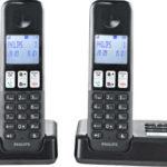 Philips D2352B/38 Duo-Schnurlostelefon bei Kaufland 28.9.2017 - KW 39