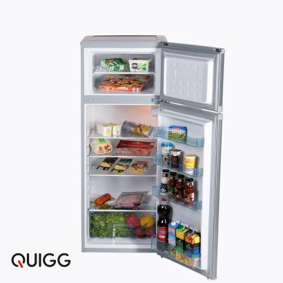 Quigg MD 37100 Kühl-Gefrierkombination bei Aldi Nord ab 7.10.2017 erhältlich