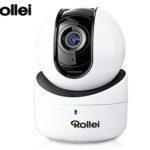 Rollei SafetyCam 100 Überwachungskamera Indoor im Angebot bei Aldi Nord + Aldi Süd 18.6.2020 - KW 25