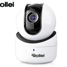 Aldi Süd: Rollei Safety Cam 100 IP Überwachungskamera Indoor im Angebot