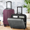 Royal Class Travel Line Polycarbonat Business-Trolley / Trolley-Boardcase: Aldi Süd Angebot ab 20.9.2018 – KW 38