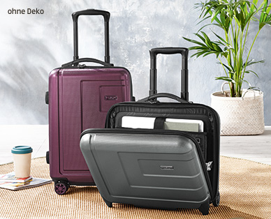 Royal Class Travel Line Polycarbonat Business-Trolley