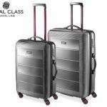 Royal Class Travel Line Polycarbonat Koffer, Business-Trolley und Trolley-Boardcase bei Aldi Süd ab 5.10.2017 erhältlich