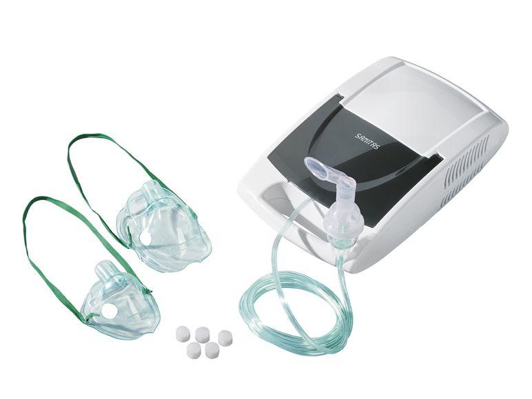 Kaufland: Sanitas SIH 21 Inhalator im Angebot