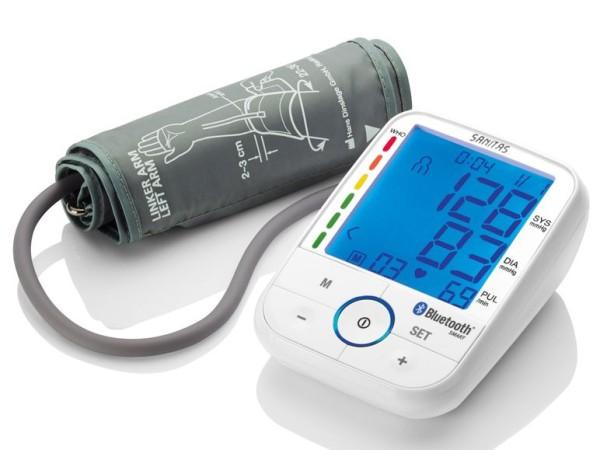 Sanitas SBM 67 Oberarm-Blutdruckmessgerät: Lidl Angebot ab sofort