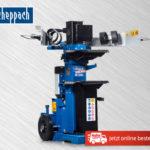 Hofer 8.10.2018: Scheppach HL 1200 Holzspalter im Angebot