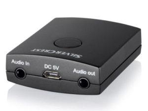 Silvercrest Bluetooth-Audio-Sender-Empfänger SBR 4.1 A1