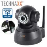 Technaxx TX-23 IP-WLAN-Überwachungskamera bei Real ab 25.9.2017 erhältlich