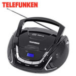 Telefunken RC1005M Stereo-CD-/MP3-Radio im Real Angebot ab 30.7.2018 – KW 31