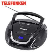 Telefunken RC1005M Stereo-CD-/MP3-Radio im Real Angebot ab 29.10.2018