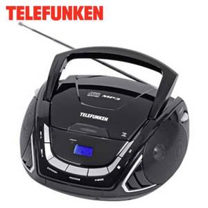 Telefunken RC1005M Stereo-CD-/MP3-Radio im Real Angebot ab 30.7.2018 – KW 31