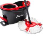 Vileda Easy Wring and Clean Turbo Wischmopp Komplett-Set: Real Angebot ab 9.4.2018 – KW 15