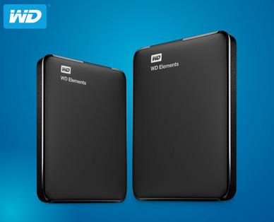 WD Elements USB 3.0 Festplatte 2TB im Real Angebot ab 16.7.2018 – KW 29