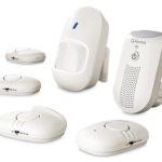 WiFi-Alarm-Set bei Aldi Süd ab 13.11.2017 erhältlich