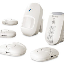 WiFi-Alarm-Set im Aldi Süd Angebot