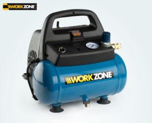 workzone kompressor 6l hofer angebot ab 24 kw 39. Black Bedroom Furniture Sets. Home Design Ideas