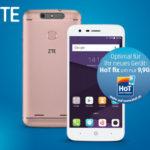ZTE Blade V8 lite Smartphone im Angebot bei Hofer 26.2.2018 - KW 9
