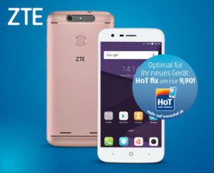 ZTE Blade V8 lite Smartphone