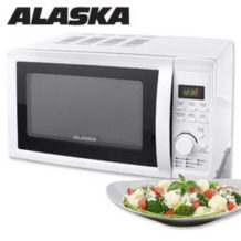 Alaska MWD 4930 GC/40 Mikrowelle im Angebot bei Real