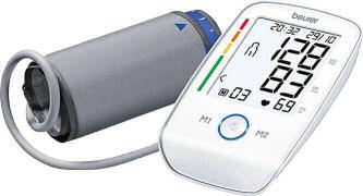 Beurer Oberarm-Blutdruckmessgerät BM 45 im Kaufland Angebot